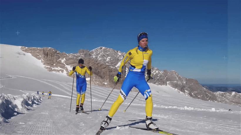 Чемпіонат України зі спринту з лижних гонок. фото