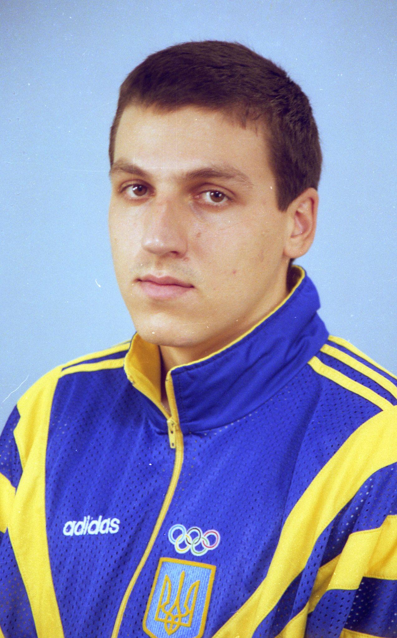 Сергій Матвєєв. фото