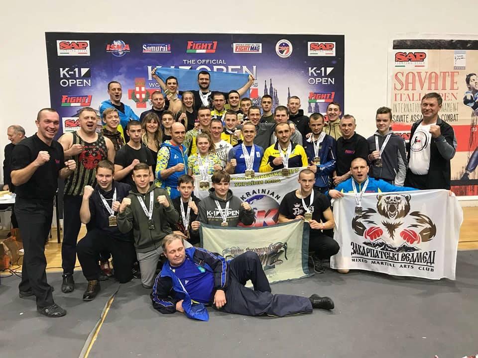 чемпіонат світу К-1, Мілан. фото