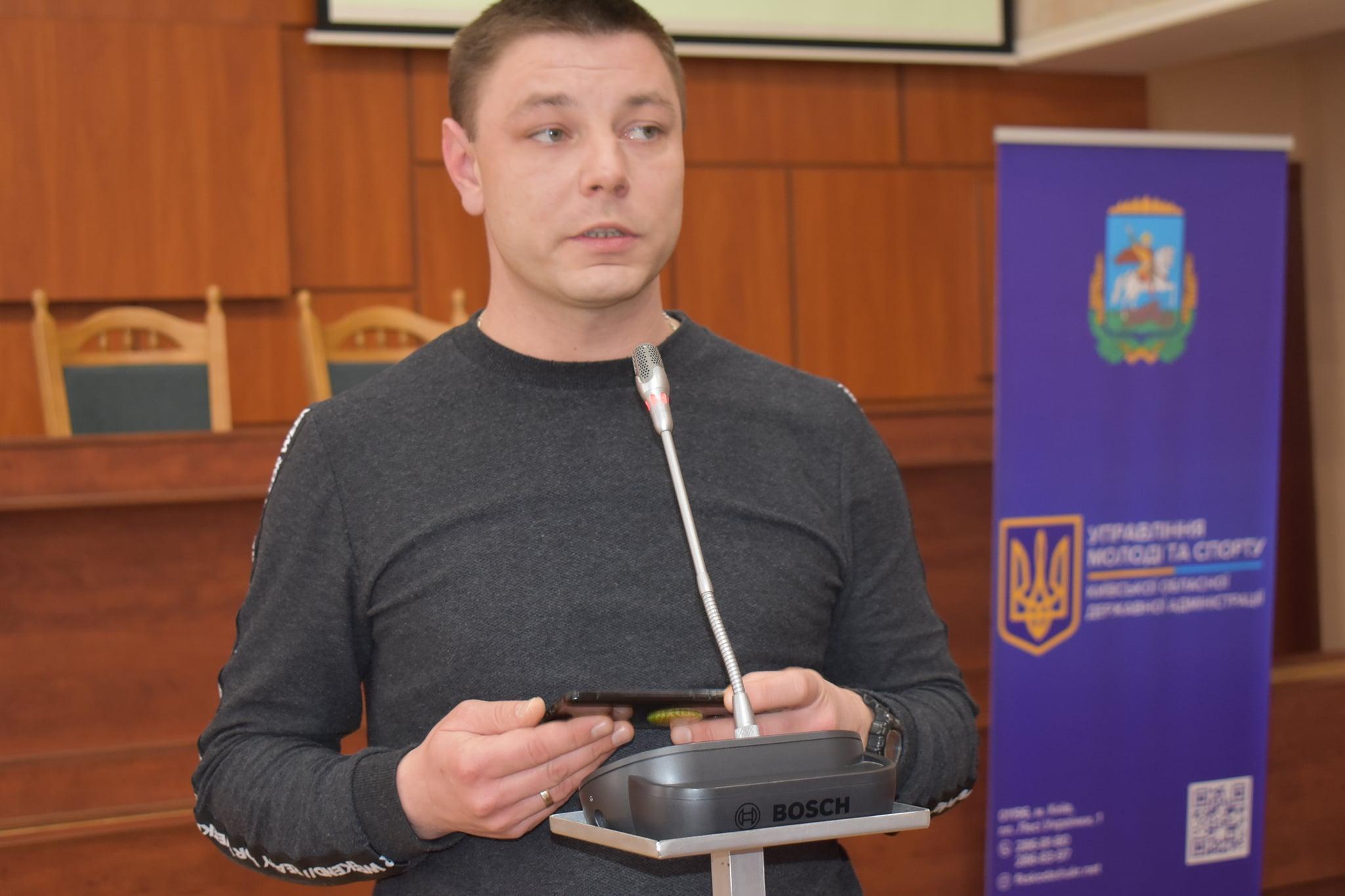 Андрій Михайлов. Фото