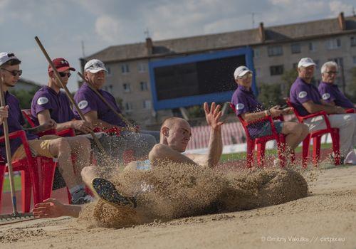 Міжнародний турнір з легкої атлетики Memoriál Josefa Odložila. Фото