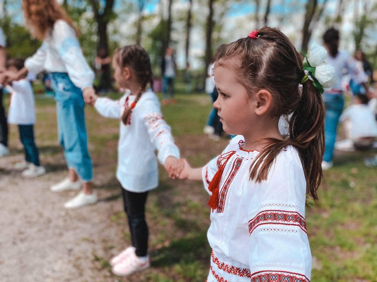 "Національно-патріотичне свято \""Гаївки"", Буча. фото"