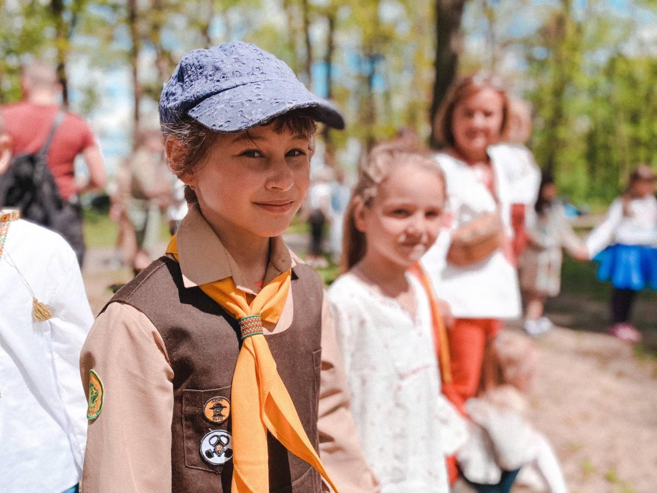 "Національно-патріотичне свято ""Гаївки"", Буча. фото"