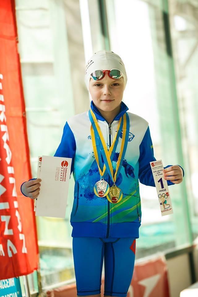 ліга плавання. фото