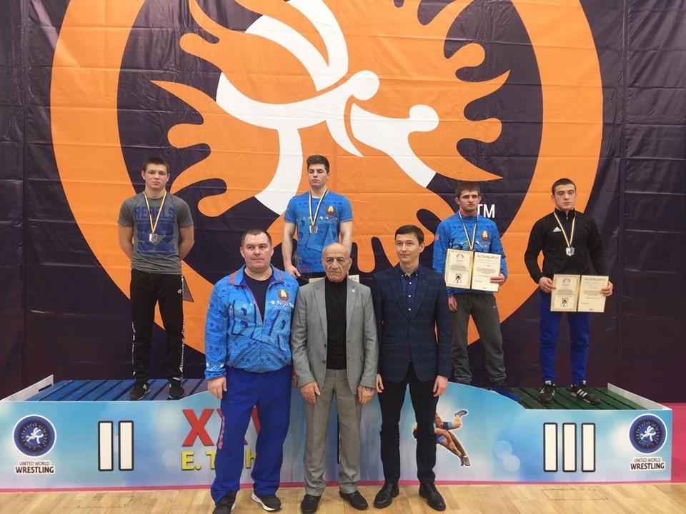 XXV Міжнародний турнір пам'яті Трухіна. Фото