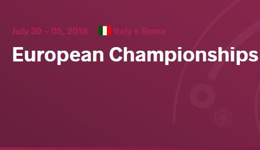 Чемпіонат Європи з боротьби, Рим. Фото