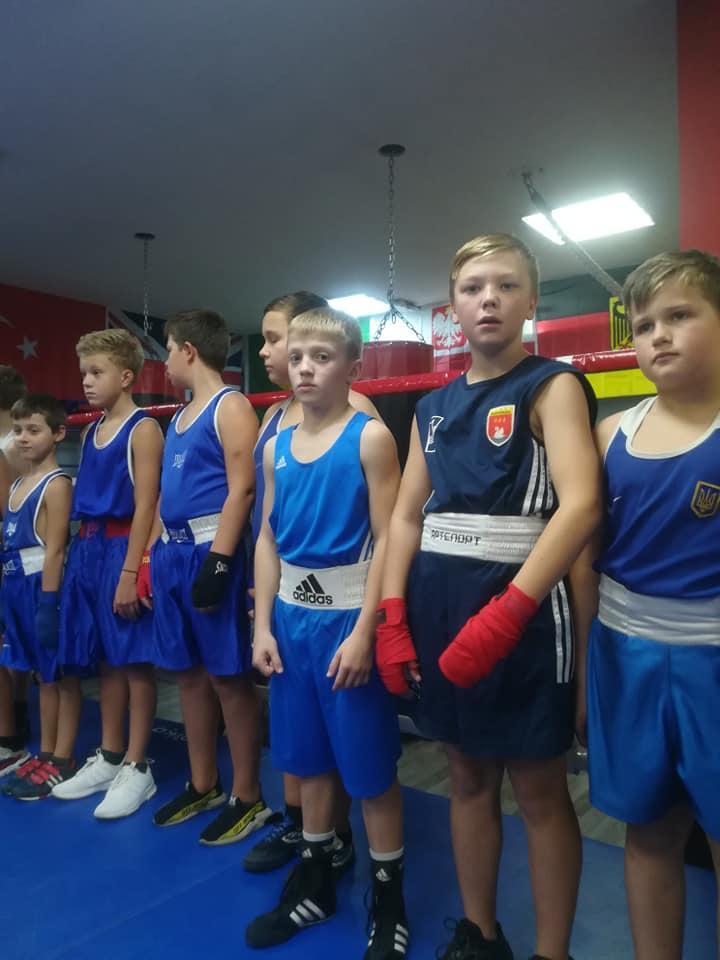 Турнір з боксу Козацька звитяга, Київ. Фото