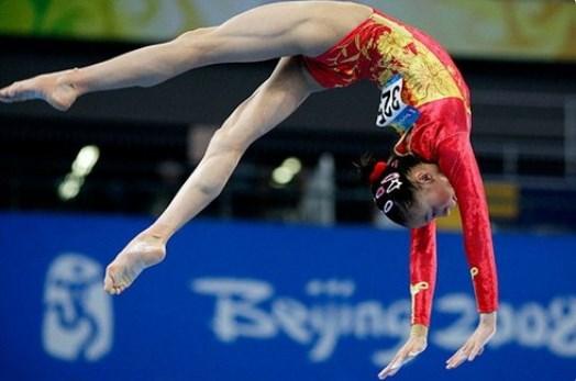 спортивна гімнастика. фото