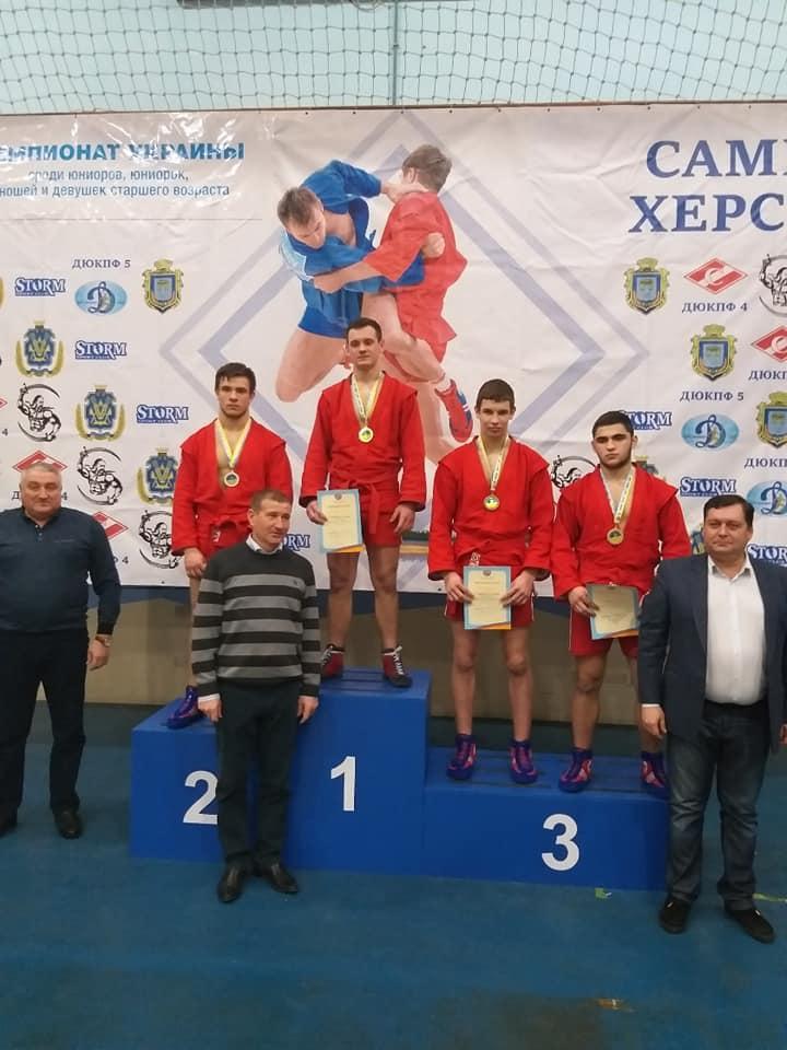 Чемпіонат України з боротьби самбо. фото