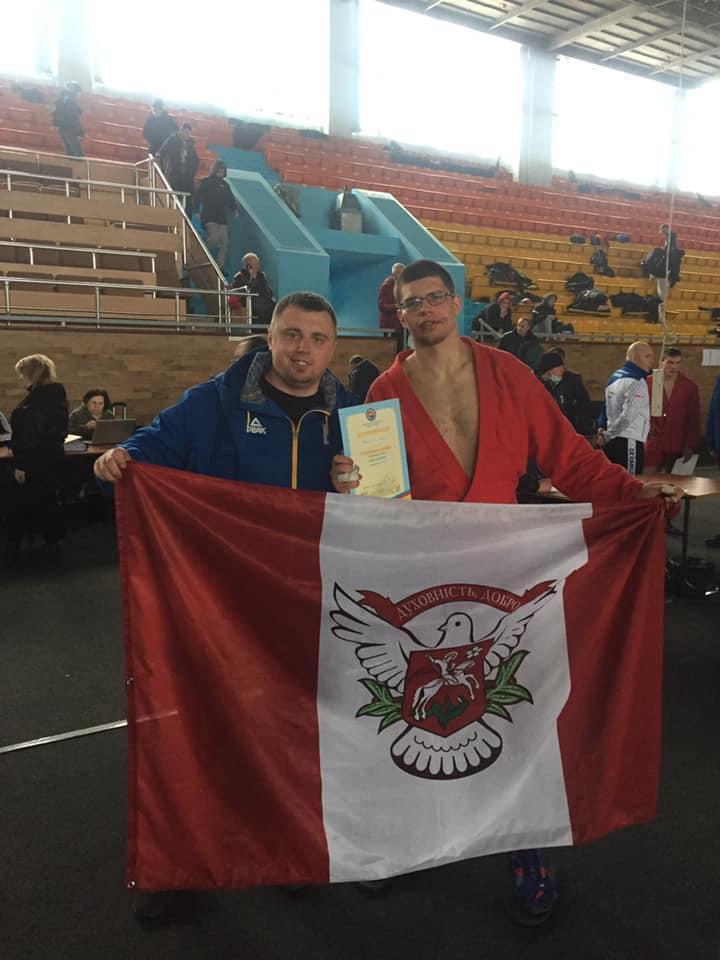 Чемпіонат України з боротьби самбо серед юніорів