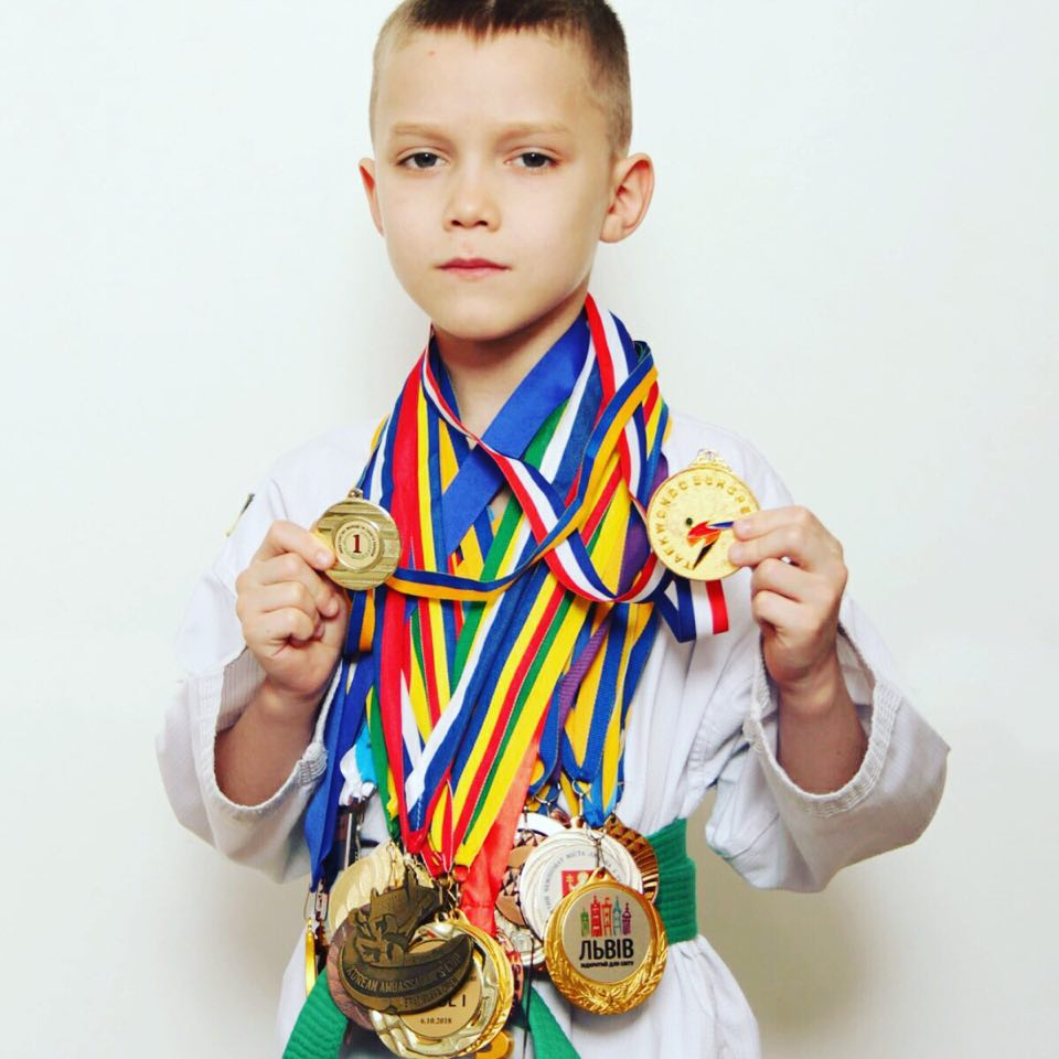 Тхеквондо Київщини 2019. Фото