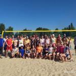 чемпіонат Київської області з пляжного волейболу. фото