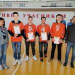 чемпіонат Київщини з голболу серед спортсменів з порушеннями зору. фото