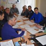 Засідання Київської обласної федерації волейболу. Фото