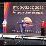 Чемпіонат Європи з легкої атлетики серед спортсменів з інвалідністю. фото