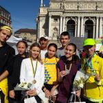Чемпіонат України з бігу на 10 км, Львів. Фото