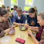 Практичний тренінг з куховарення для юнацтва Пласту . фото