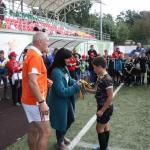 Чемпіонат України з регбі. Фото