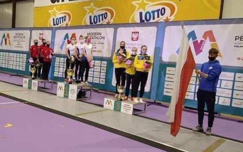 чемпіонат Європи з сучасного п'ятиборства серед молоді, Польща. фото