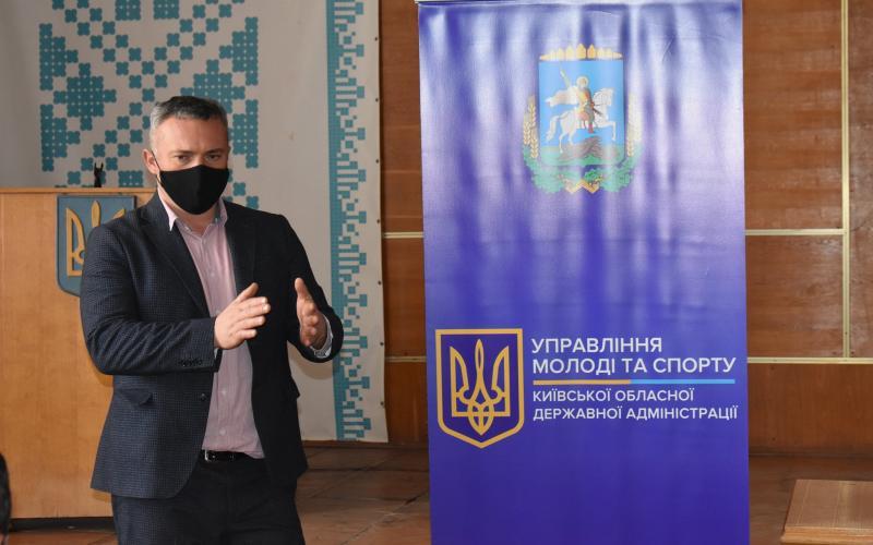 Сергій Тимофєєв завітав до Згурівської та Березанської ОТГ. Фото