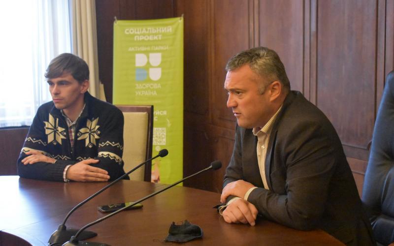 #Активніпарки Київщини: підписано договори з координаторами. фото