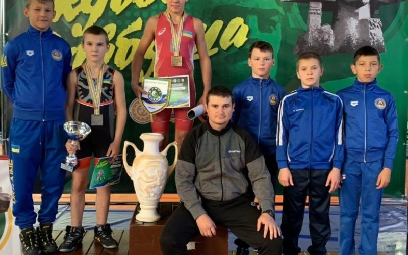 міжнародний турнір з греко-римської боротьби «Кубок Добуша». фото