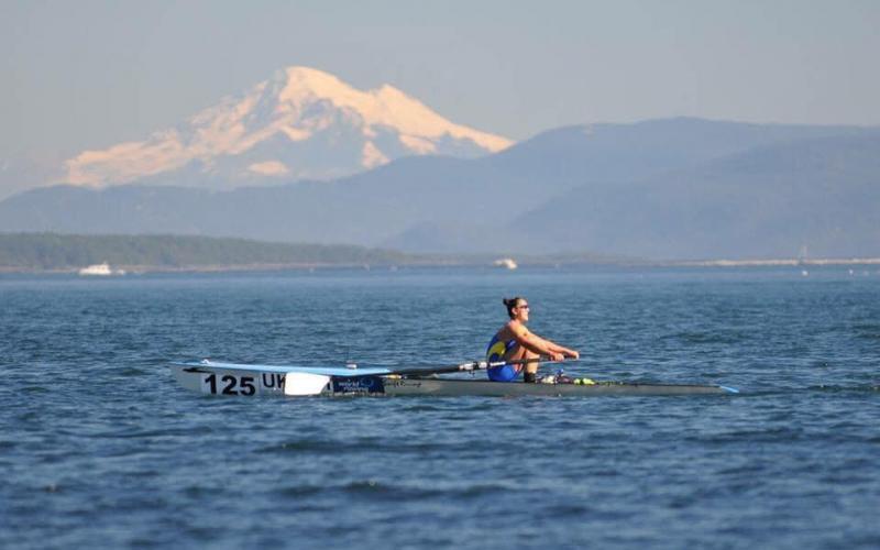 ЧС з прибережного веслування, канада. Фото