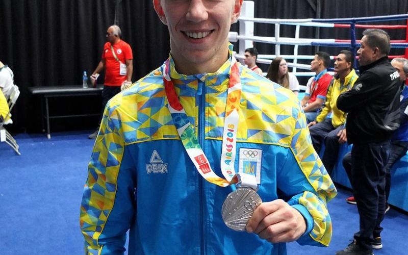 Тарас Бондарчук - віце-чемпіон Олімпійських ігор в Аргентині. Фото