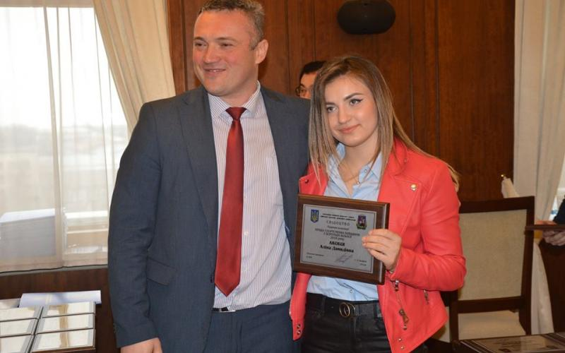 Церемонія нагородження найкращих представників Київщини спортивної. Фото