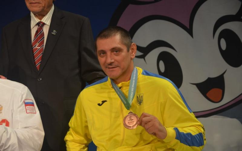 Чемпіонат світу з фехтування на візках, Корея. Фото