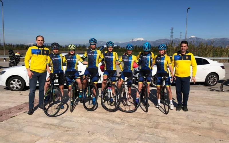 Міжнародна велогонка категорії 1.2. GP Belek, Туреччина. Фото