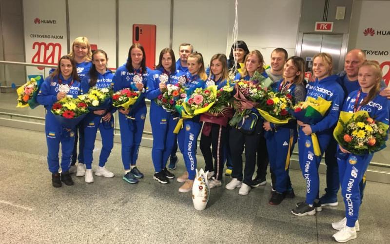 Чемпіонату Європи з боротьби. Фото