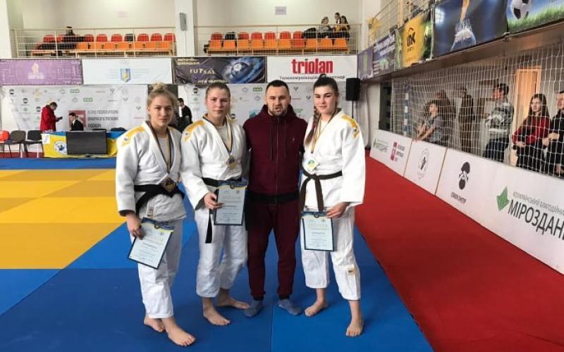 Чемпіонат України з дзюдо, Дніпро. Фото