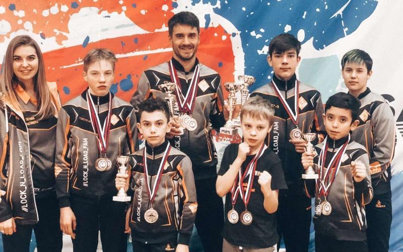 Міжнародний турнір з кікбоксингу, Словаччина. Фото