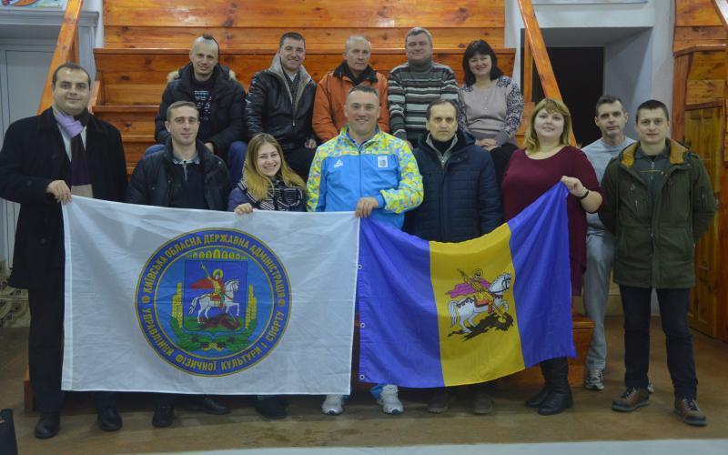 Спортивна спільнота Фастова. Фото