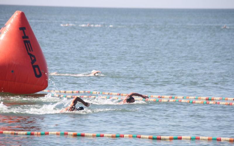 чемпіонат України з плавання на відкритій воді, Бердянськ. Фото