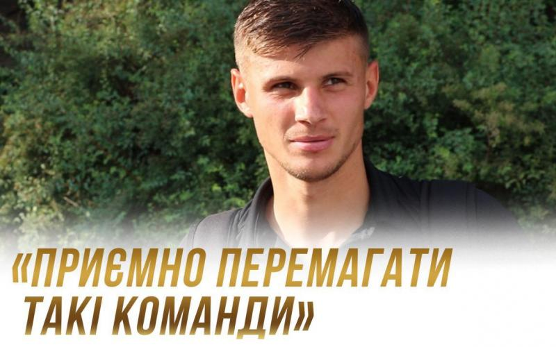 «Колос (Ковалівка) обігрує київське Динамо. Фото