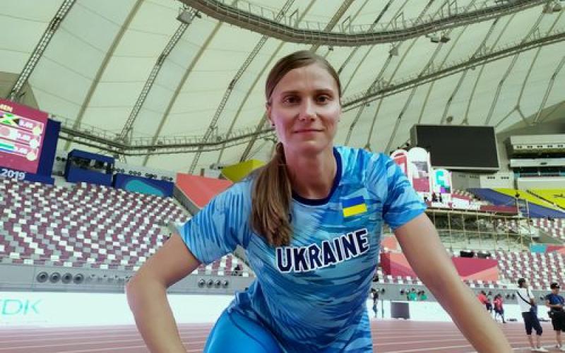 Змагання з бар'єрного і спринтерського бігу пам'яті Батруха та Юшка. Фото