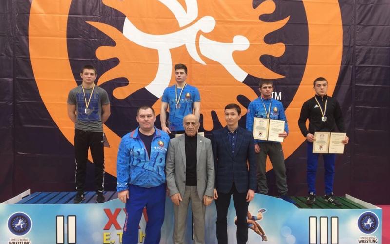 XXV Міжнародний турнірі пам'яті Трухіна. Фото