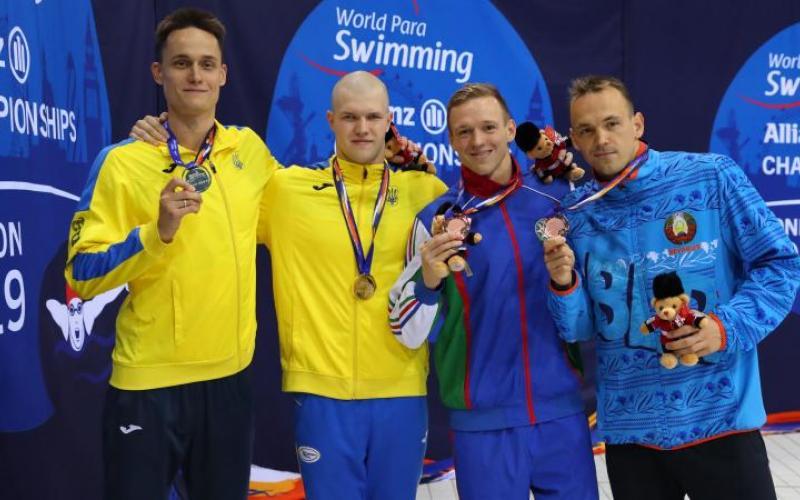 Чемпіонат світу з плавання серед паралімпійців, Лондон. Фото