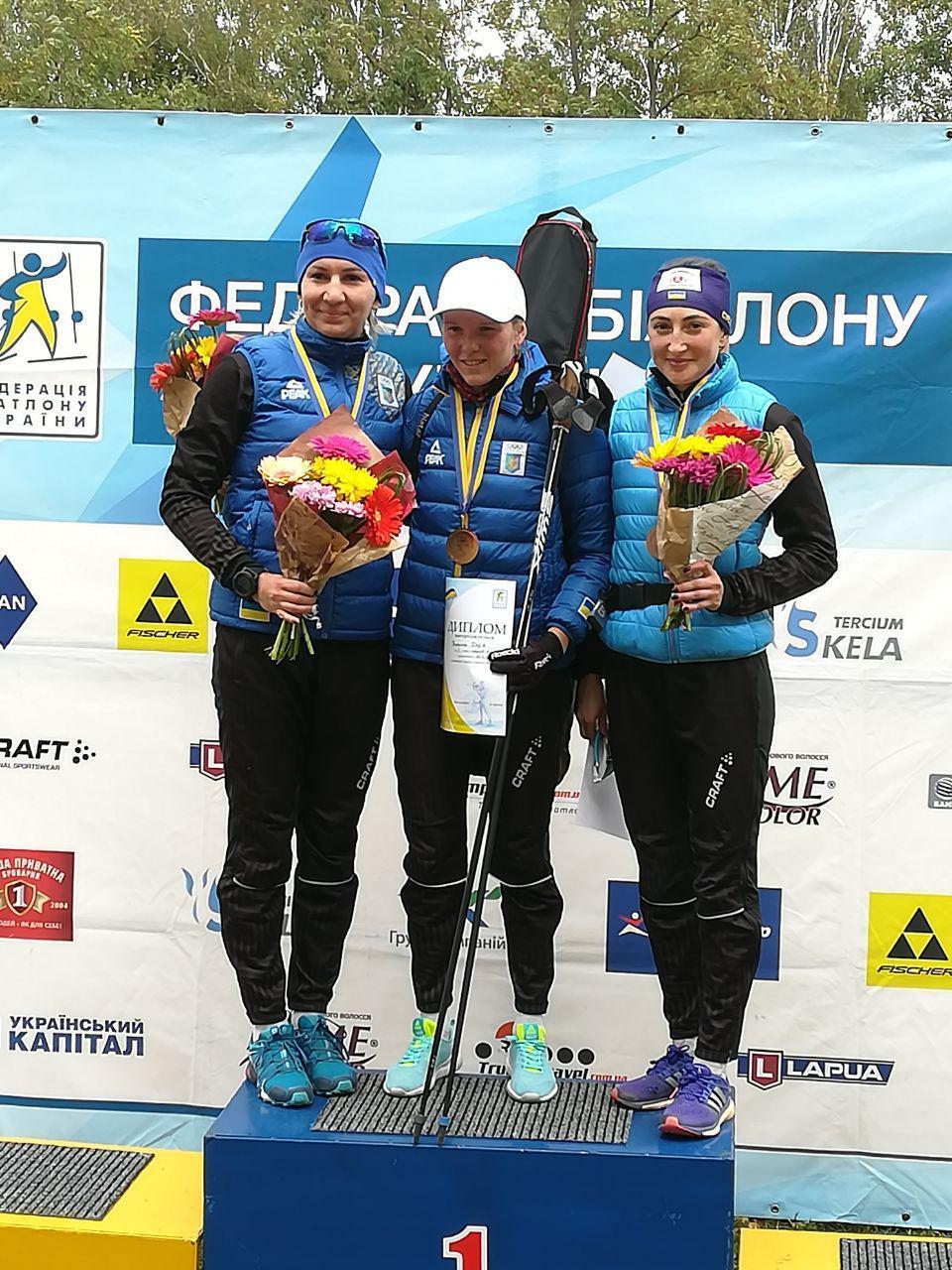 Чемпіонат України з літнього біатлону, Чернігів. Фото