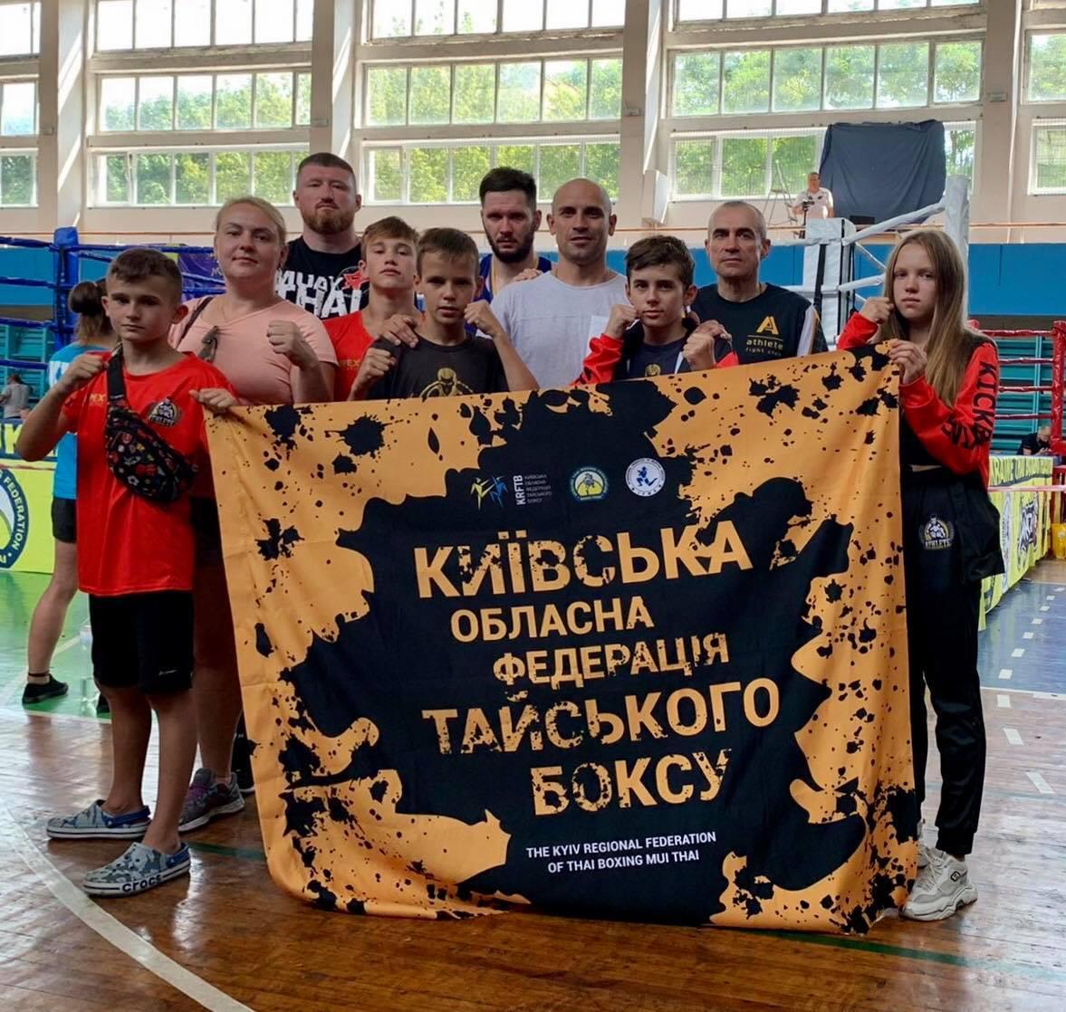 Чемпіонат України з тайського боксу, Одеса. Фото