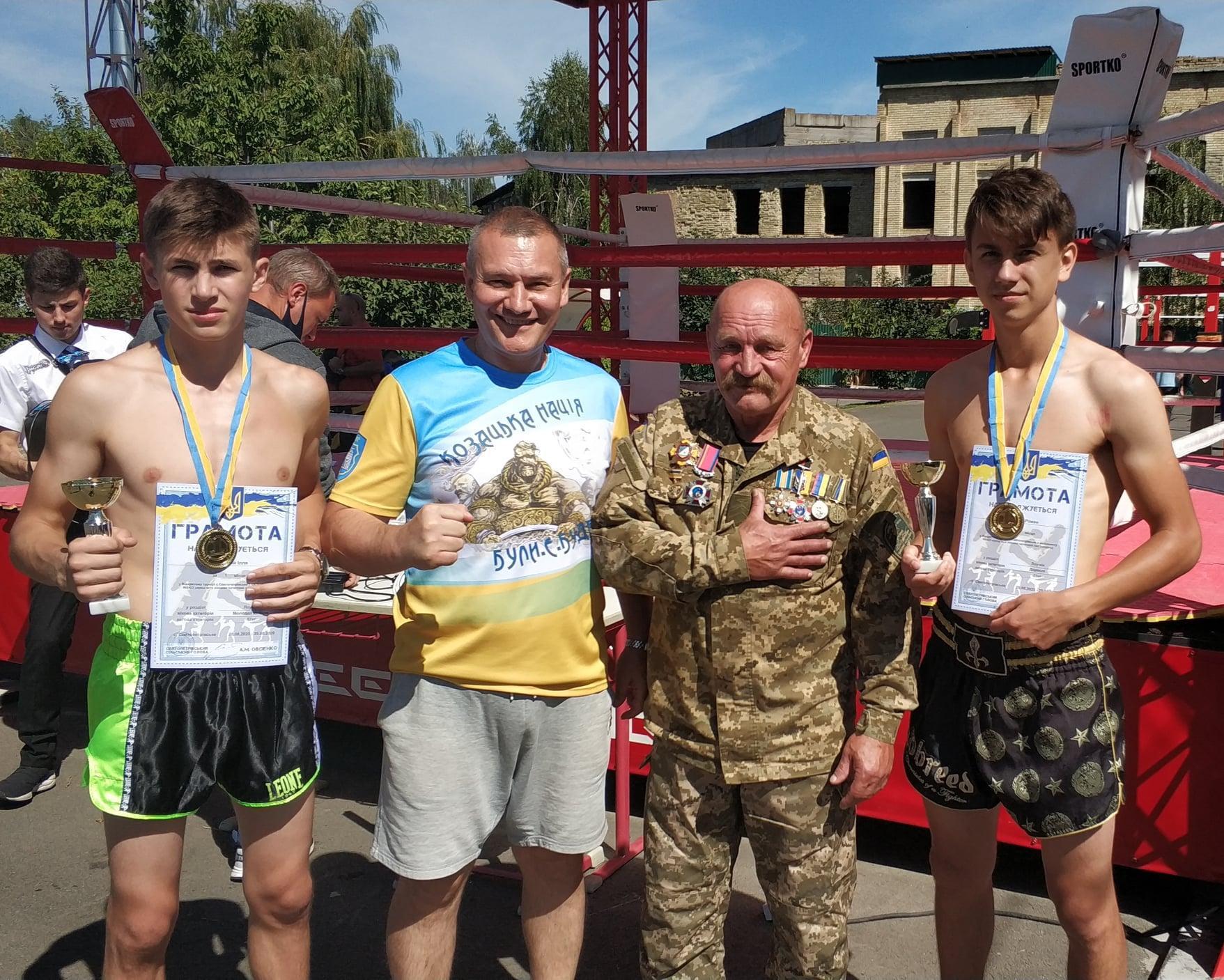 Відкритий турнір з кікбоксингу WАКО, Святопетрівське.Фото