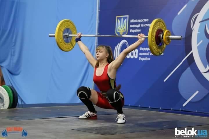чемпіонат України з важкої атлетики, Закарпаття. Фото
