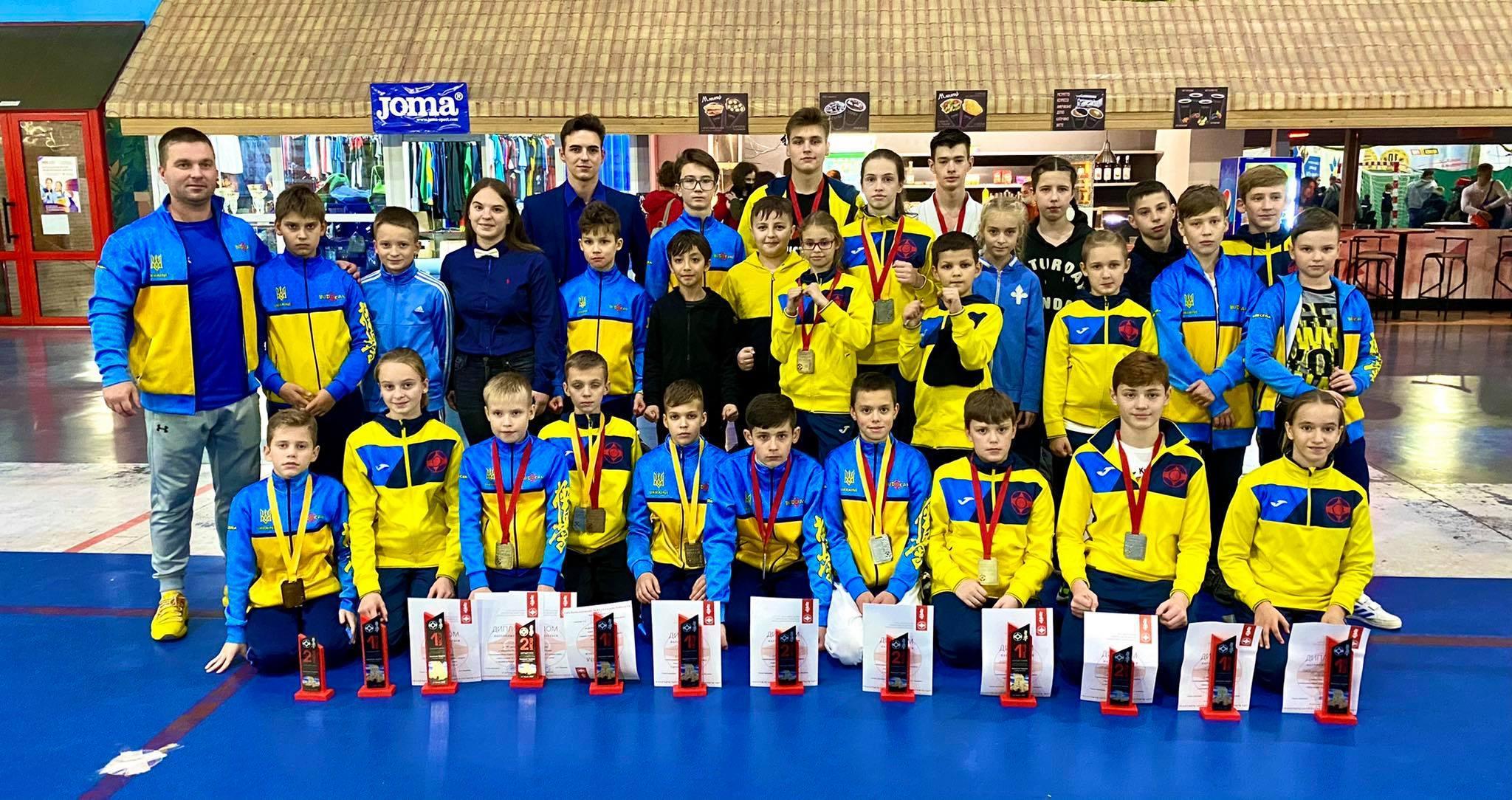 Чемпіонат України-2020 з кіокушинкай карате, Луцьк. Фото