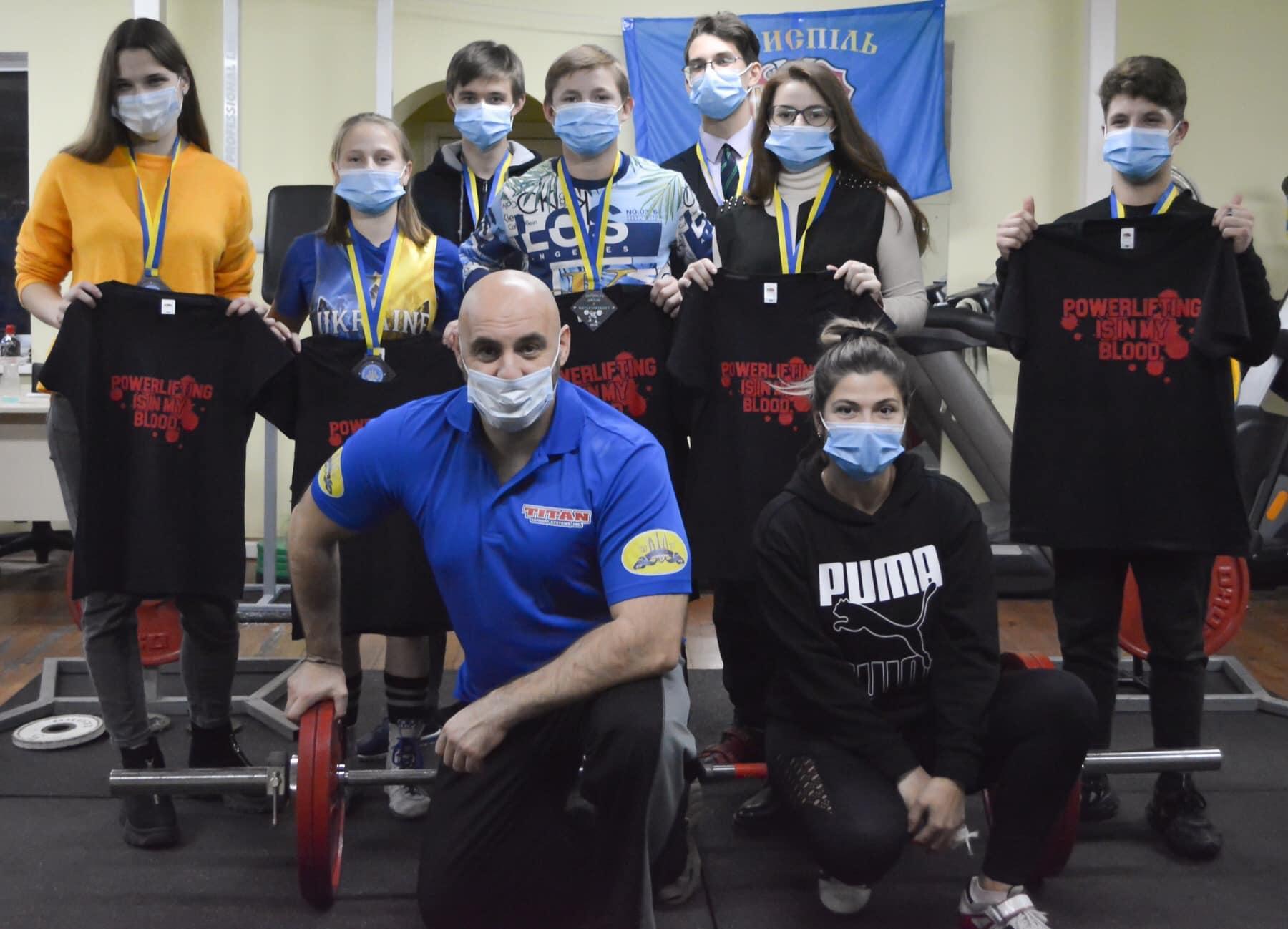Бориспільська дитячо-юнацька спортивна школа. Фото