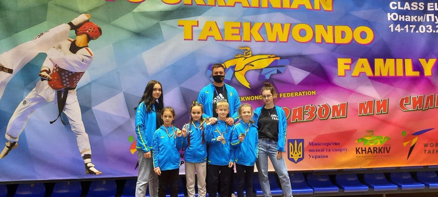чемпіонат України з олімпійського тхеквондо приймав Харків. фото