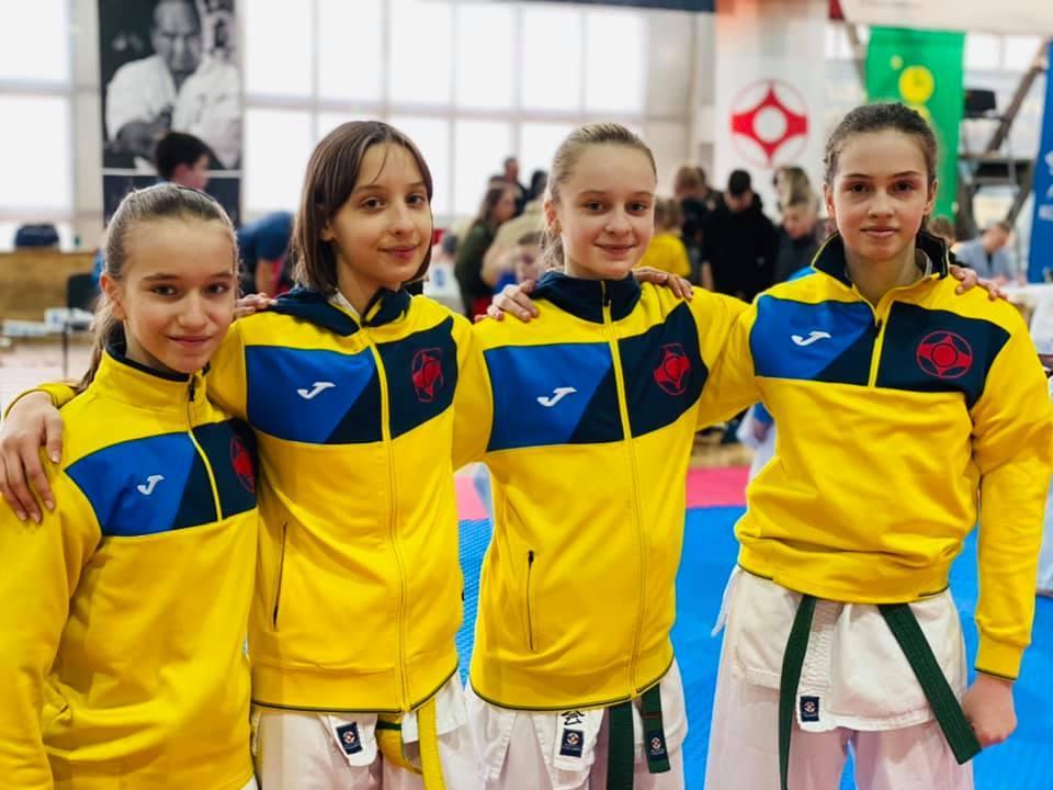 чемпіонат України з кіокушинкайкан карате, Луцьк. фото
