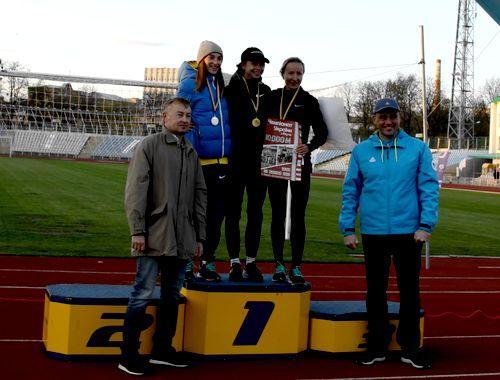 чемпіонат України з бігу на 10 000 метрів, Черкаси. фото