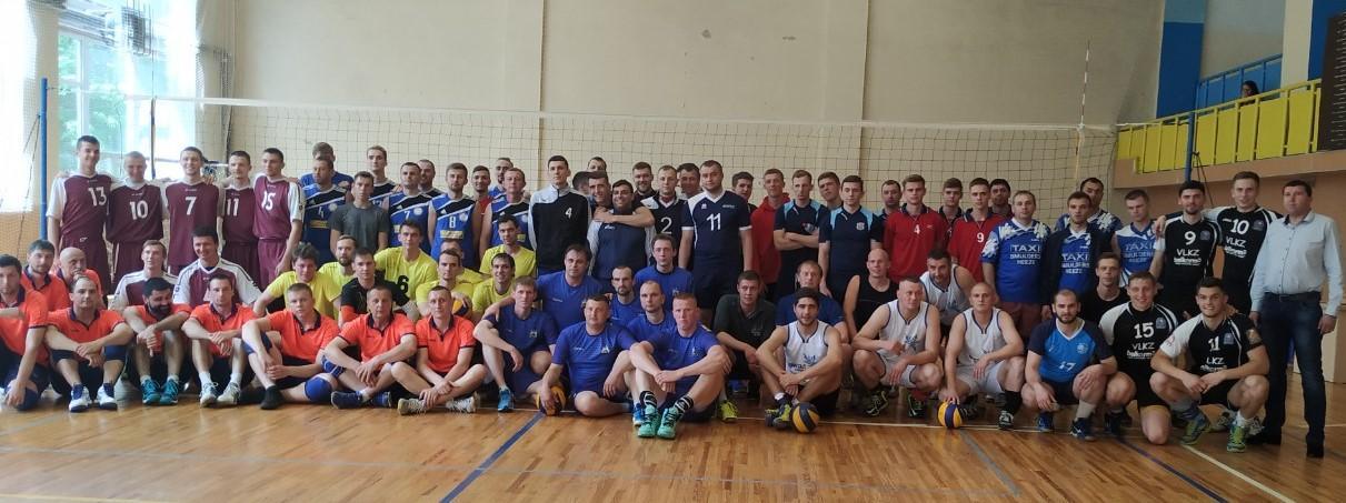 Кубок Київщини з волейболу, Бориспіль. Фото